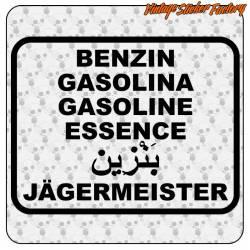 Gasolina Jagermesiter