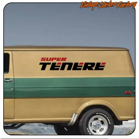SUPER TÉNÉRÉ - 2