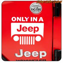 ONLY IN A JEEP - 2