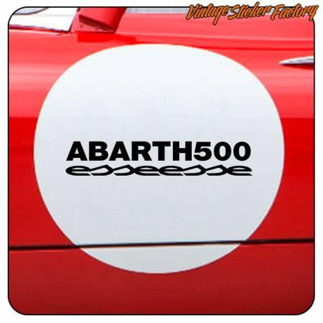 ABARTH 500 - ESSEESSE