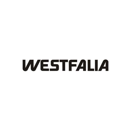 Autocollant westfalia t3