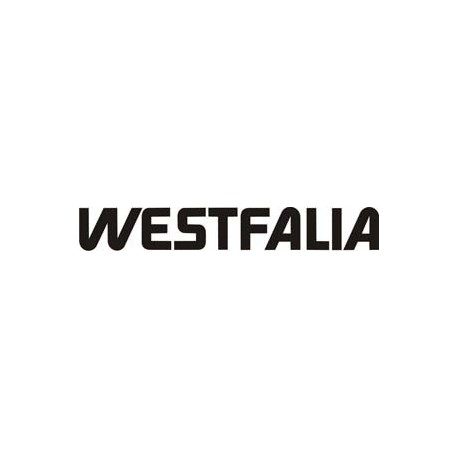 Sticker westfalia t4