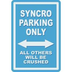 PARKING SYNCRO
