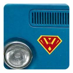 Adesivo Super VW