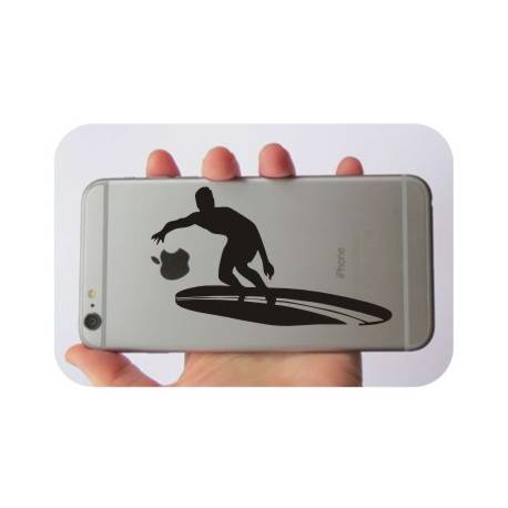 Sticker Longboard