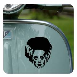 Sticker Novia Frankenstein