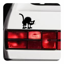 Autocollant gato
