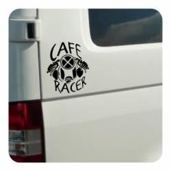 CAFE RACER Aufkleber