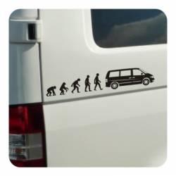 Sticker evolucion vito