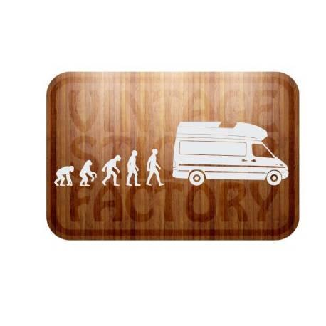 Sticker Evolucion James Cook