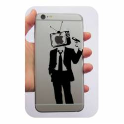 Sticker TV Head