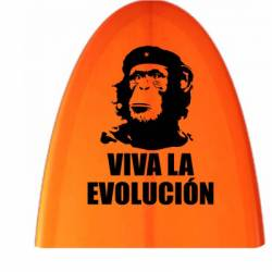 Sticker Viva la evolucion