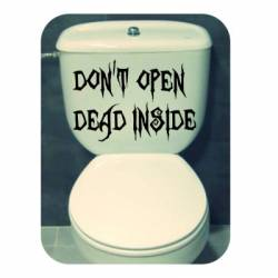 DON T OPEN DEAD INSIDE