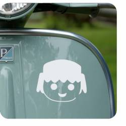 Sticker clic