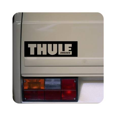 Sticker thule