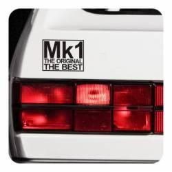 Adesivo mk1 das original