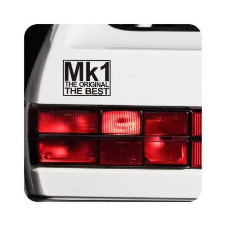 Sticker mk1 das original
