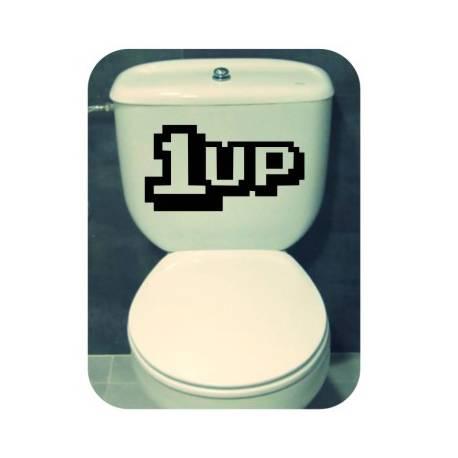Sticker 1UP