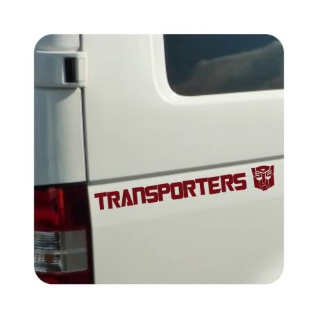 Sticker transporters