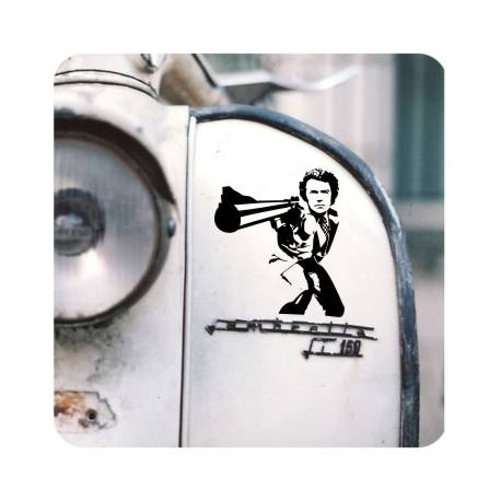 Sticker dirty harry