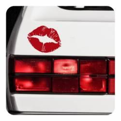 Pegatina de vinilo KISS