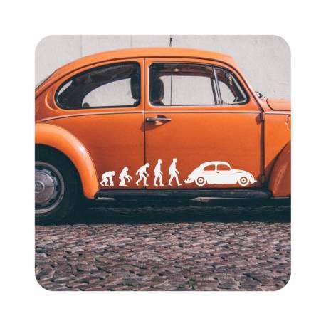 Adesivo evolucion beetle