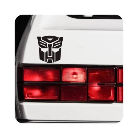 Sticker transformer