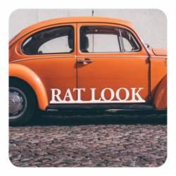 Adesivo rat look