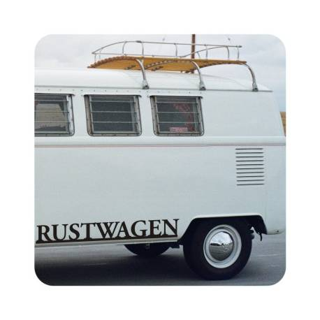 Sticker rustwagen