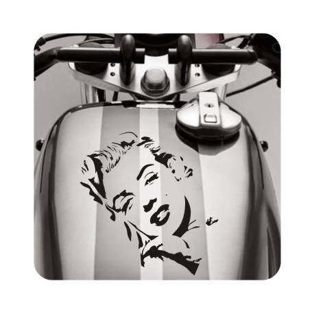 Sticker marylin