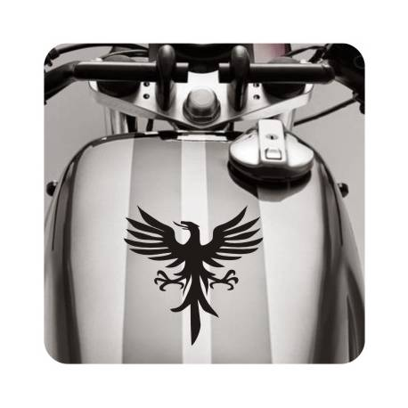 Sticker German Eagle