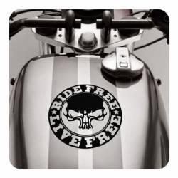 Sticker ride free