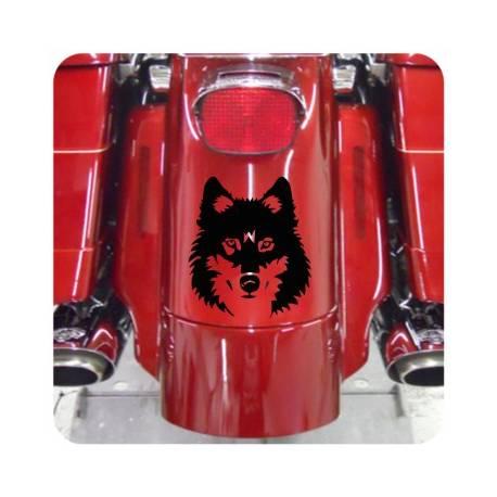 Sticker lobo