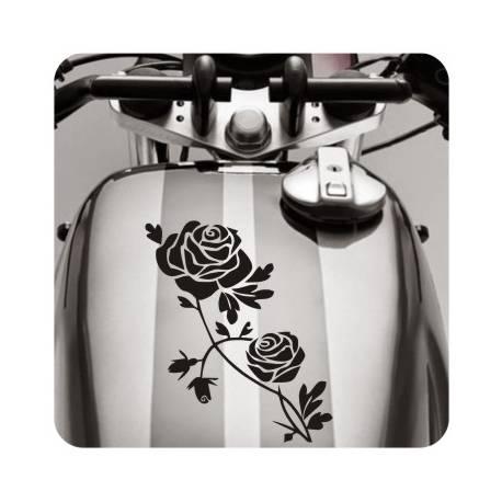 Sticker rosas