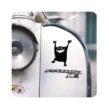 Sticker monstruo