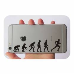 Sticker evolucion running