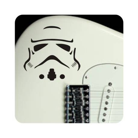 Sticker storm trooper