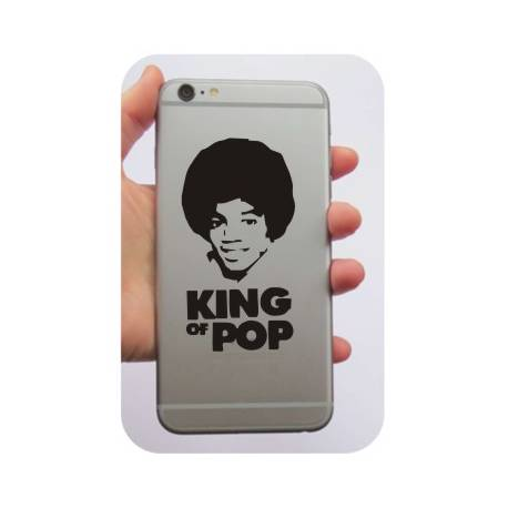 Sticker michel jackson
