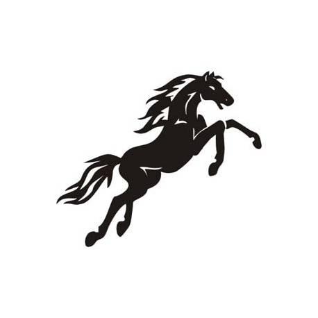 Sticker caballo