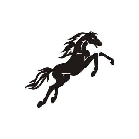 Autocollant caballo