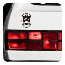 Sticker wolfsburg