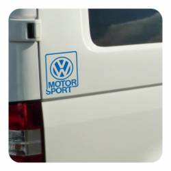 Sticker vw motor sport