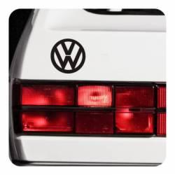 Sticker vw logo