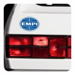 Pegatina EMPI. Pegatinas para Camper y Autocaravana