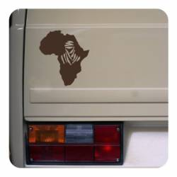 Sticker africa dakar
