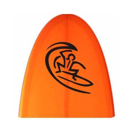 SURFEN Aufkleber