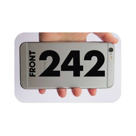 FRONT-242 Aufkleber