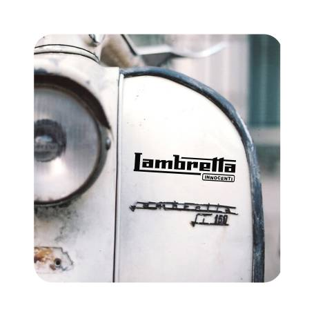 Sticker lambretta innocenti