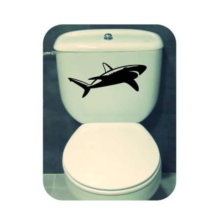 Sticker tiburon