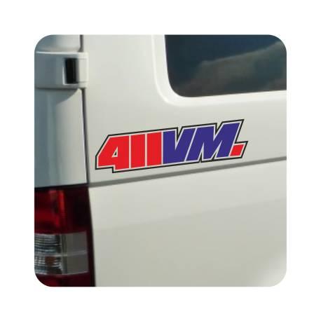 Sticker 411vm